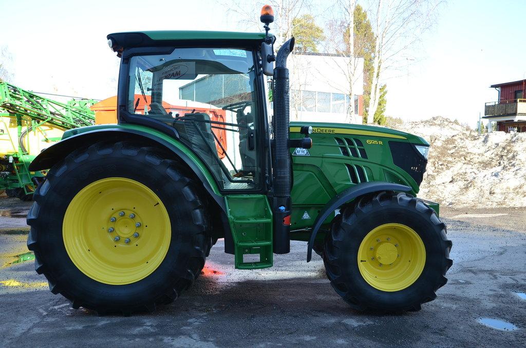 John deere traktor priser