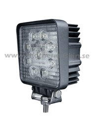"27W LED EPISTAR-chip ""Bred spridning"""