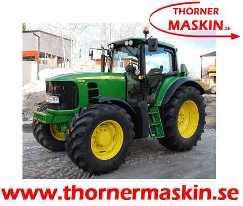 SÅLD John Deere 6930 Auto Quad ECO-shift 2010-04