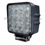"48W LED EPISTAR-chip ""Bred spridning"""