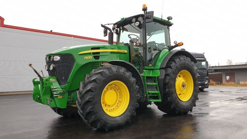 John Deere 7930 Autopower FL+PTO AT-ready 2010