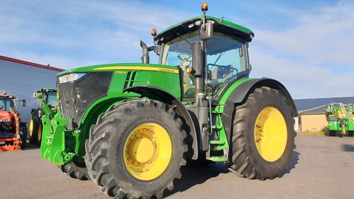 John Deere 7310R ULTIMATE FL+PTO LED 3000-Antenn